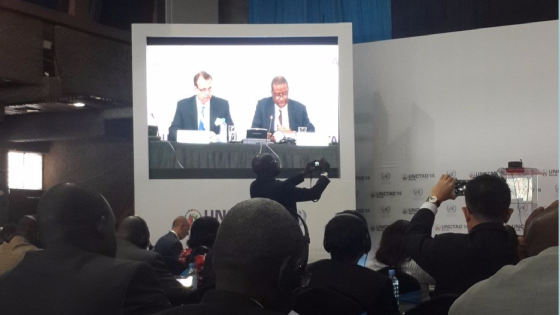 UNCTAD 14TH EDITION CONFERENCE