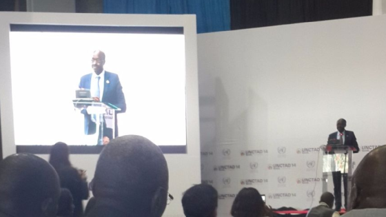 UNCTAD 14TH EDITION CONFERENCE image