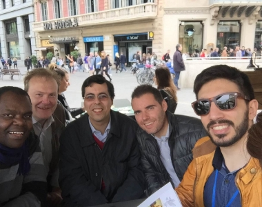 2016 ICA conference, Barcelona, Spain