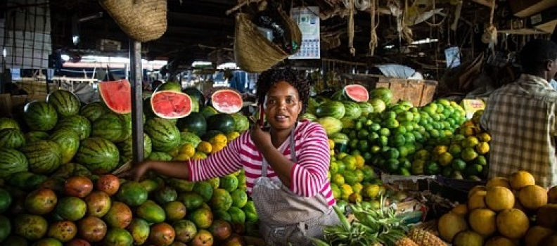 Africa's GDP growth projected to pick up to 3.1% in 2018