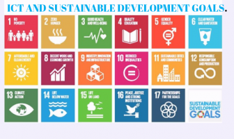 Role of ICT in Sustainable Development Goals