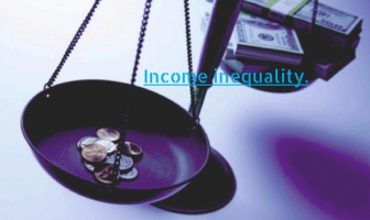 Income inequality: The obnoxious truth beneath the wealth of mankind