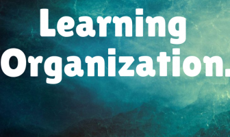 Learning Organization.