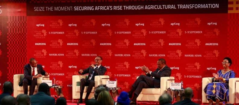 African Green Revolution Forum 2016